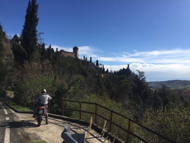 italiainpiega-pieghe meravigliose-itinerari moto centro italia-passo del muraglione-brisighella