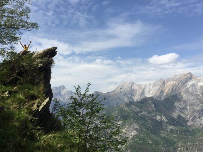 italiainpiega-pieghe meravigliose-itinerari moto centro italia-passo del vestito-rifugio città di massa 2