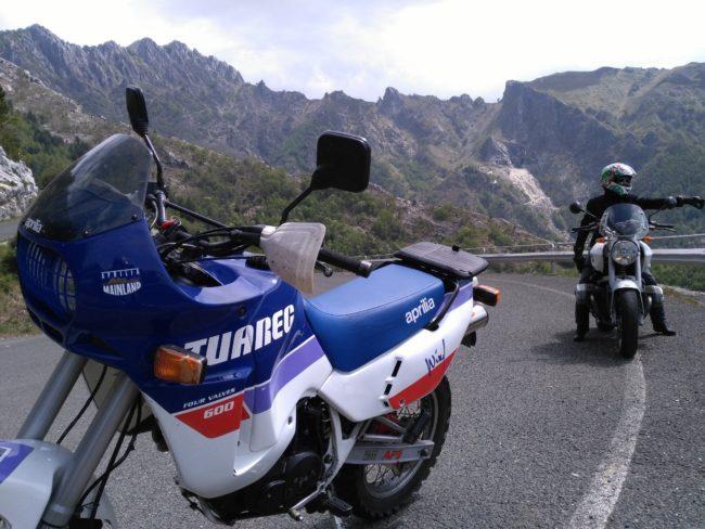italiainpiega-pieghe meravigliose-itinerari moto centro italia-passo del vestito-pian della foiba