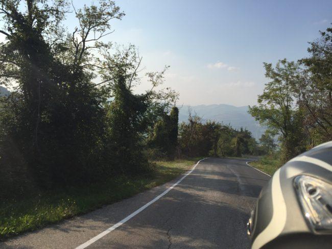 italiainpiega-pieghe meravigliose-itinerari  moto centro italia-tempio del valadier-appennini emilia romagna