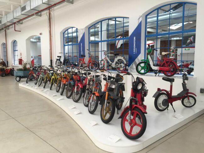 italiainpiega-motoenonsolomoto-museo piaggio-50 cc
