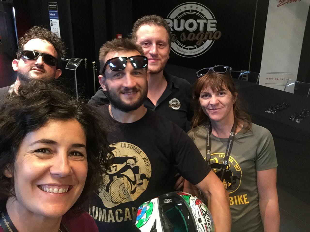 italiainpiega-visita ruote da sogno 2019- noi