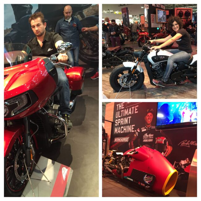 italiainpiega-evento-eicma 2019-indian motorcycle