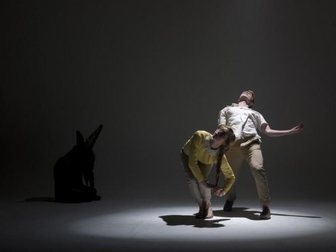 Dusk Ahead (junk ensemble) darklight Fionn McCann