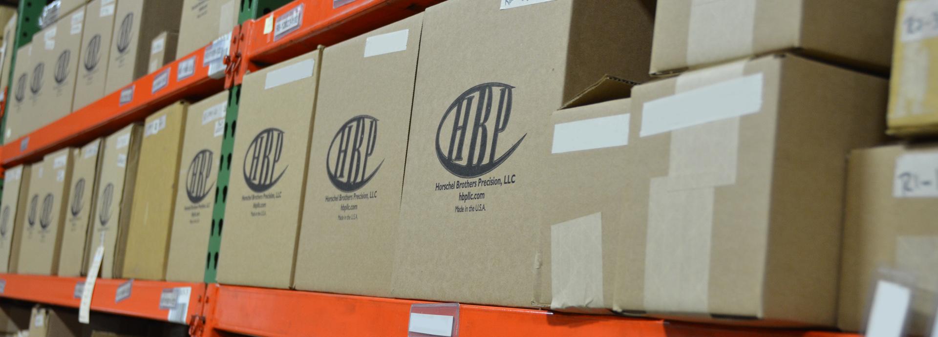 Inventory Management | Horschel Brothers Precision