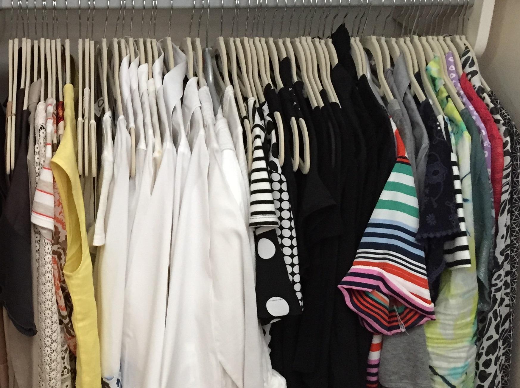 Closet Organzing 123 Organize