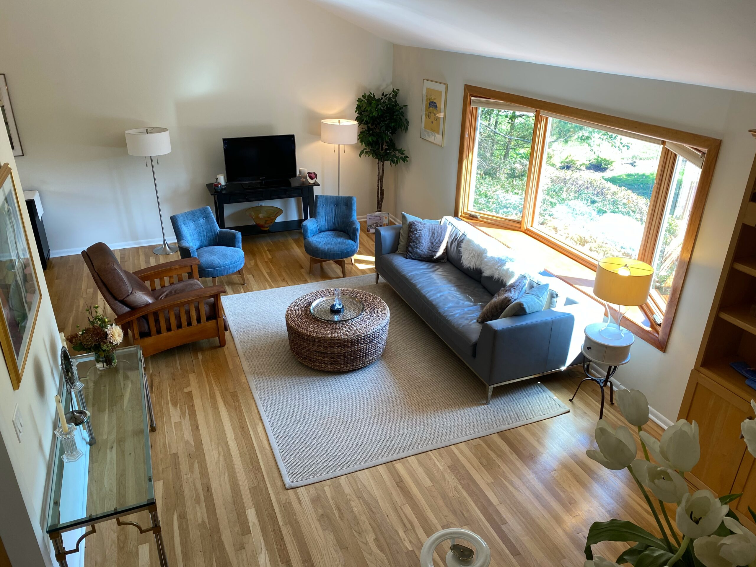 Home staging, layout, organizing