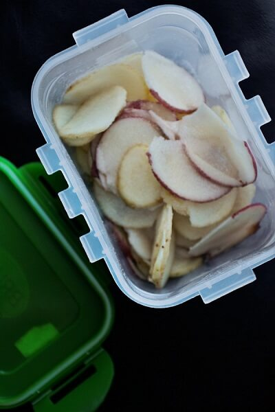 5 Minutes Microwave Potato Chips 2