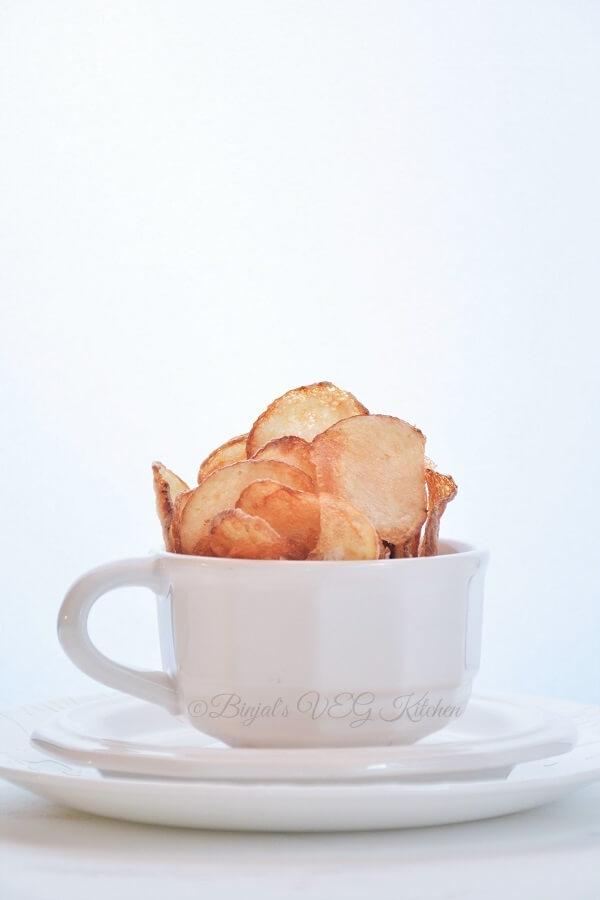 Potato Chips Photography