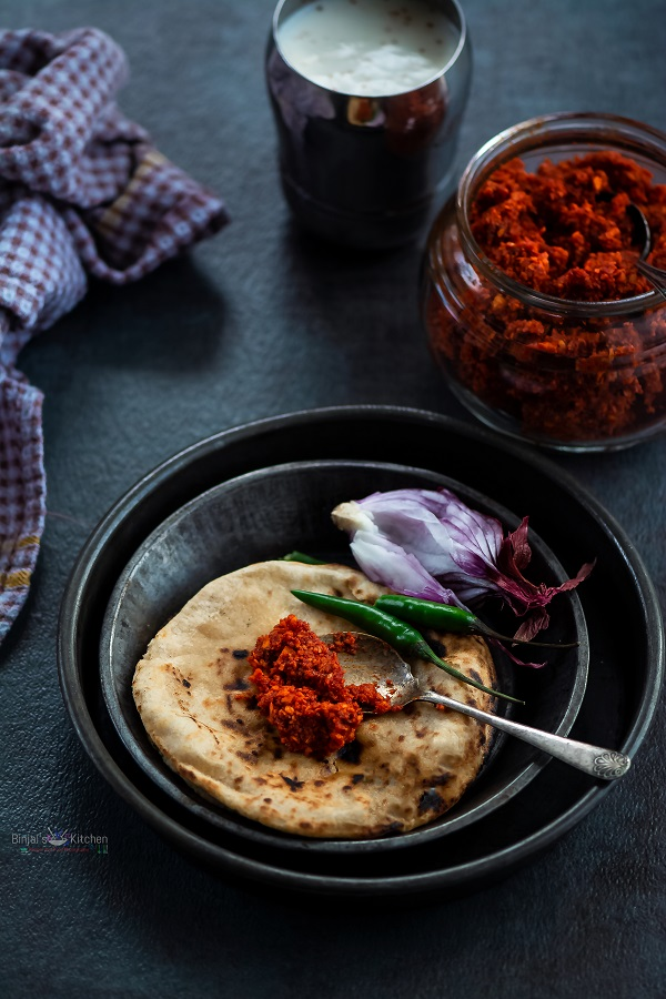 Coconut Garlic Chutney