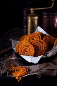 Moong Dal Chakli Recipe (Murukku)