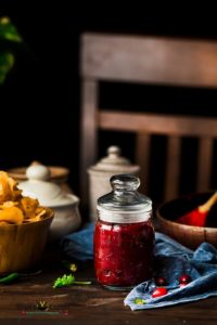 Cranberry Chutney Recipe (Dip)