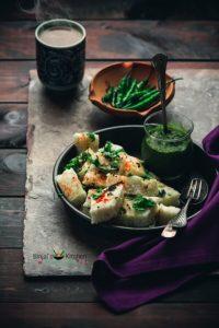 Khatta Dhokla – White Dhokla – Recipe