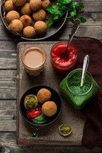 Lilva Kachori Baked Recipe