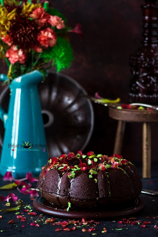 Vegan Chocolate Bundt Cake