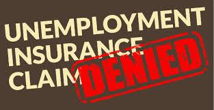 Unemployment Denied