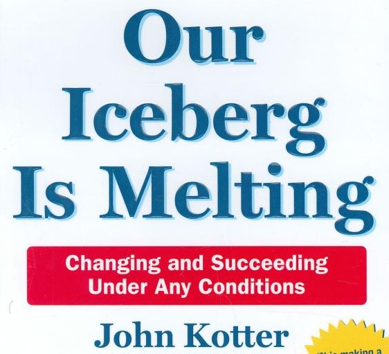 Our Iceberg is Melting Cover
