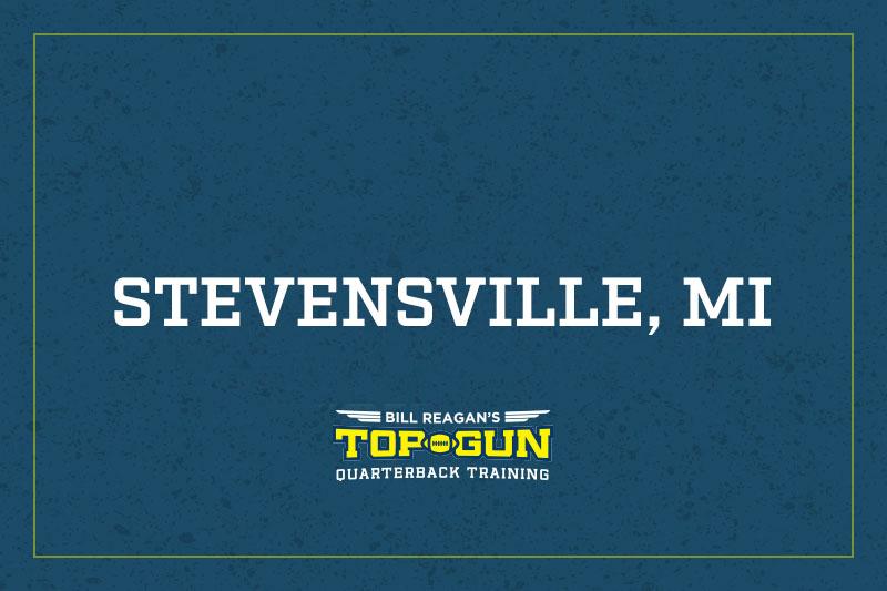 Stevensville, MI Quarterback Training Camp