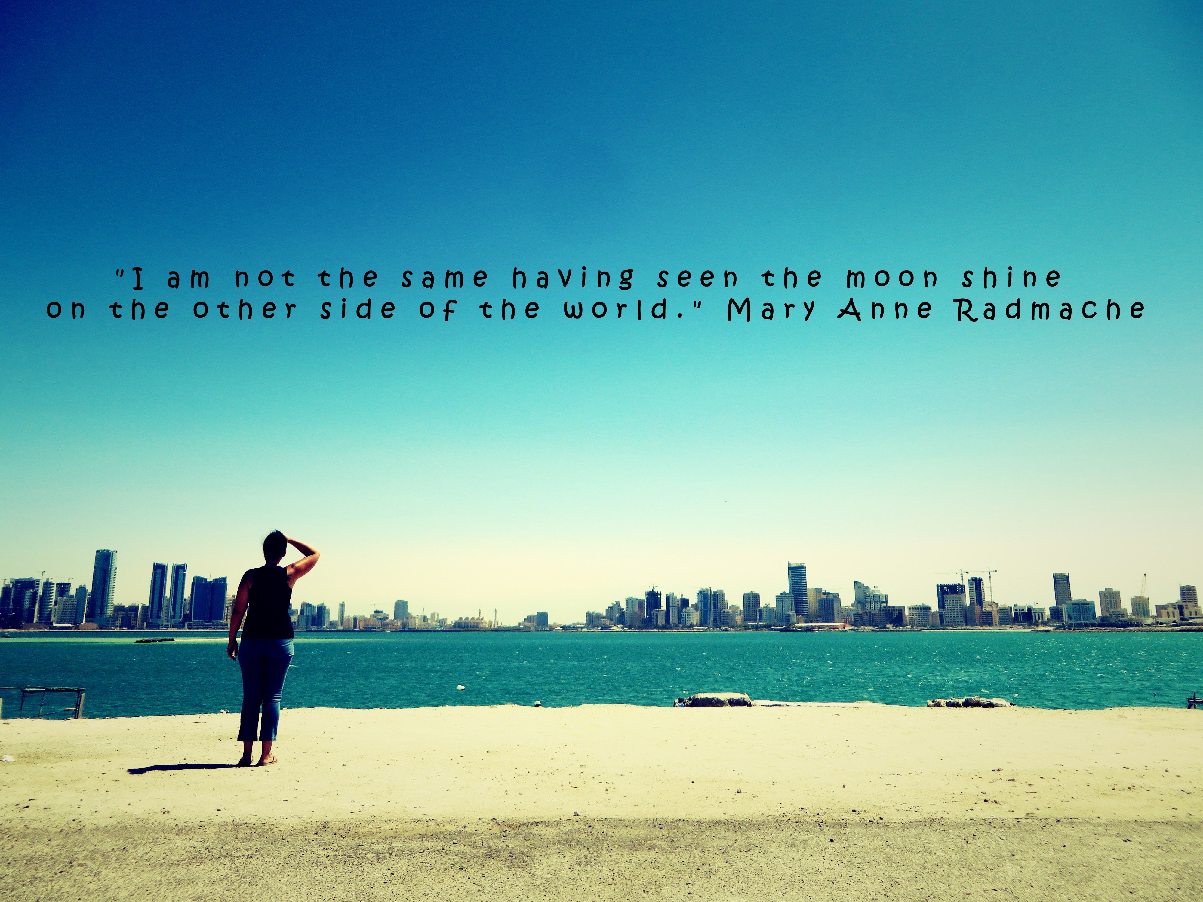 Favorite inspirational travel quotes