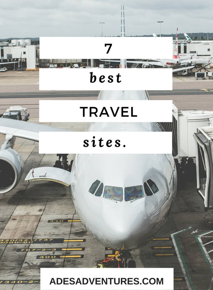 7 BEST TRAVEL SITES BLOG POST