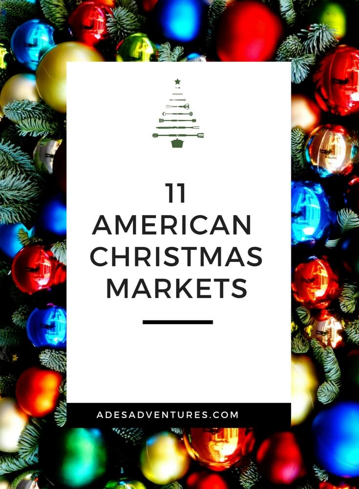 american Christmas markets BLOG