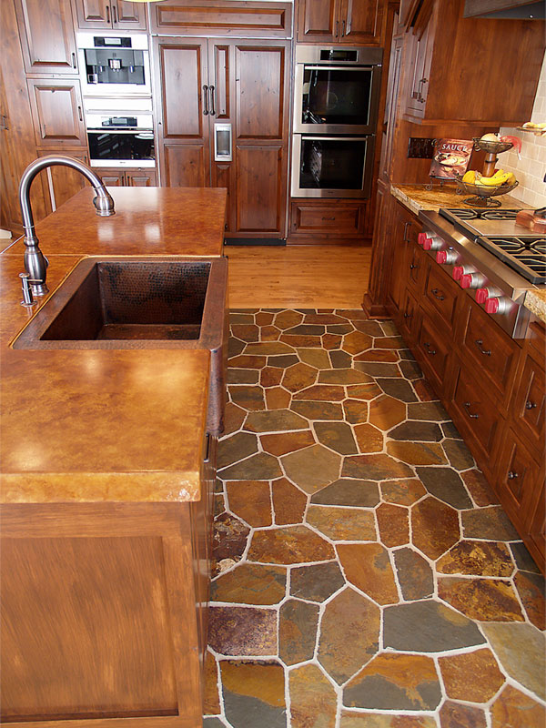 Kitchen Floor