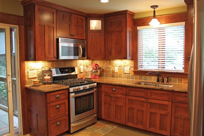 Kitchen Stove & Sink
