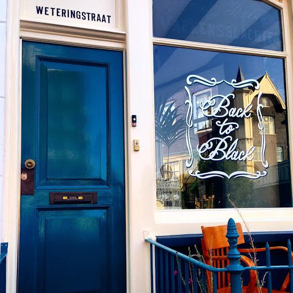 Back to Black Coffee Amsterdam