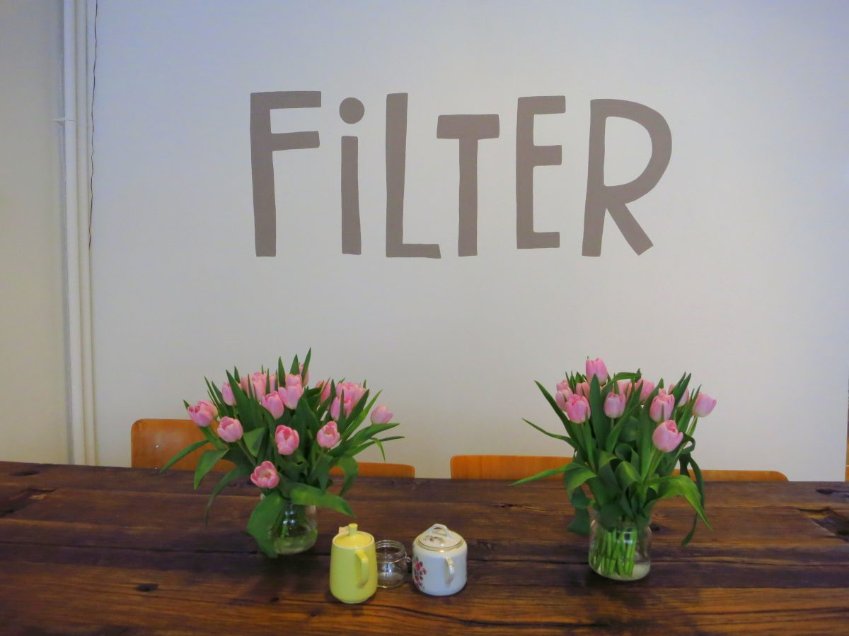 Filter Coffee Amsterdam