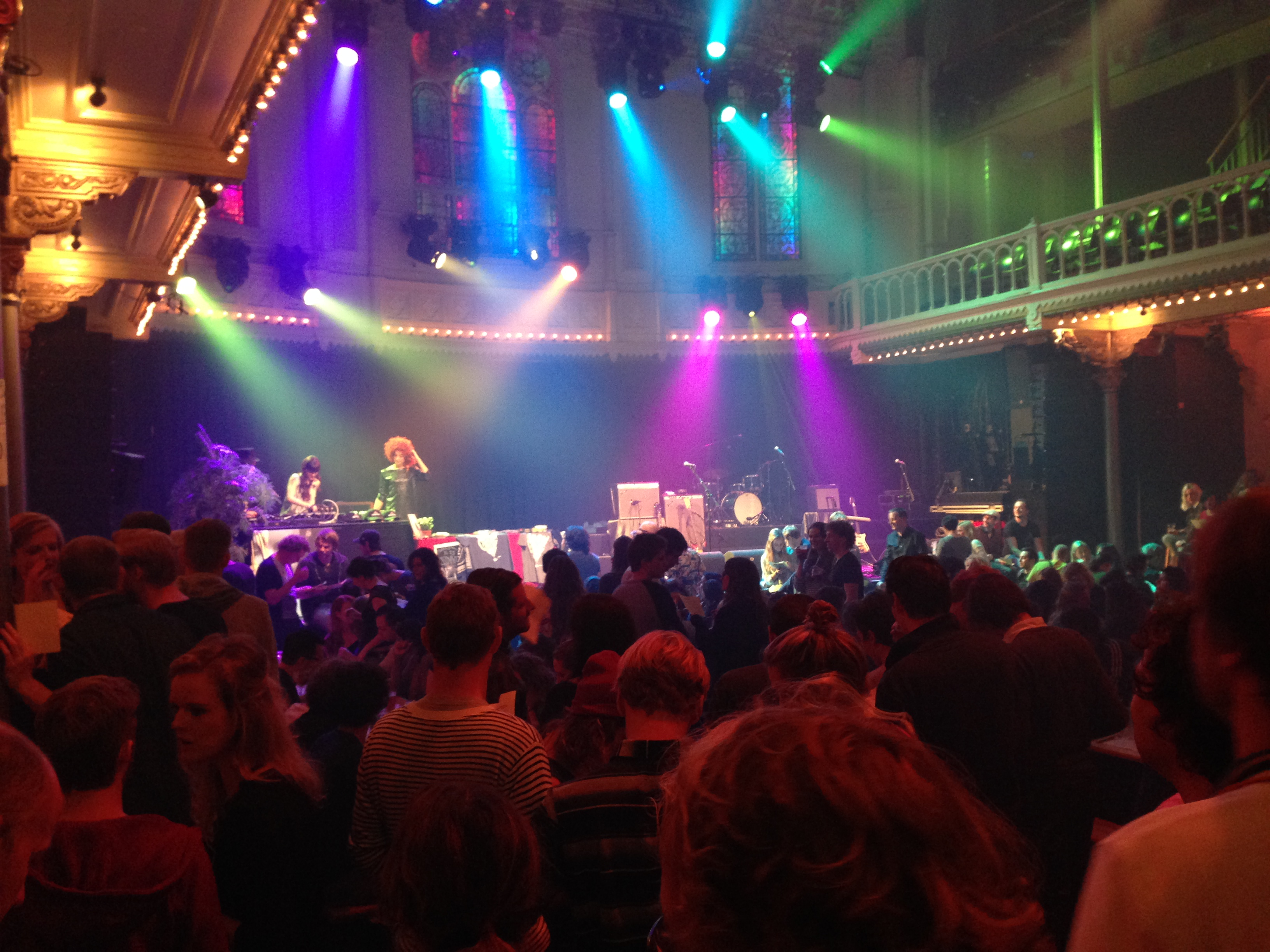 paradiso amsterdam - best clubs in Amsterdam