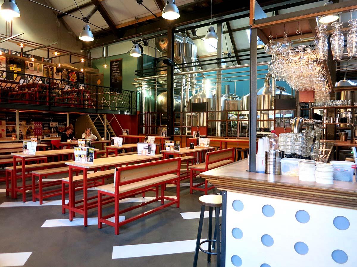 Large Groups Brouwerij Troost