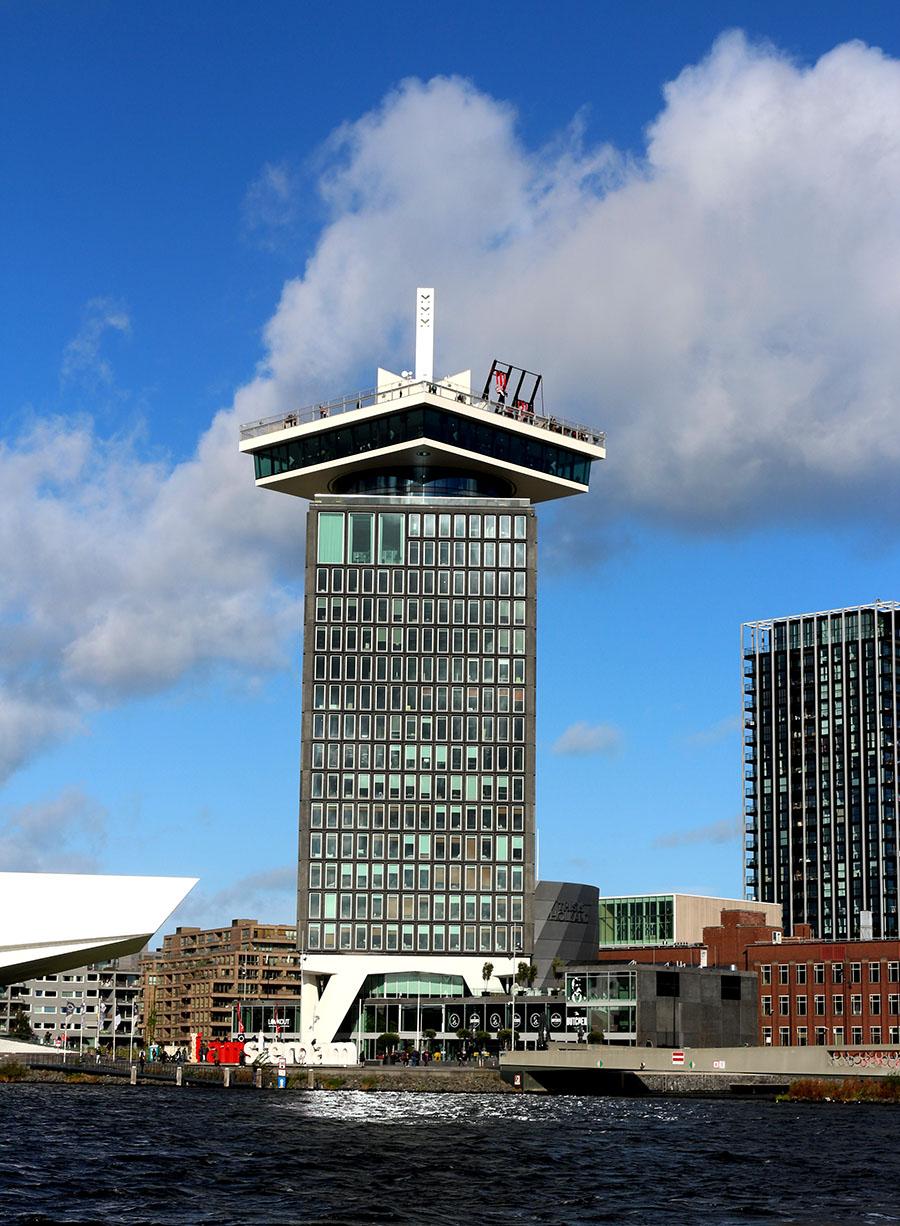 A'DAM Toren & A'DAM Lookout