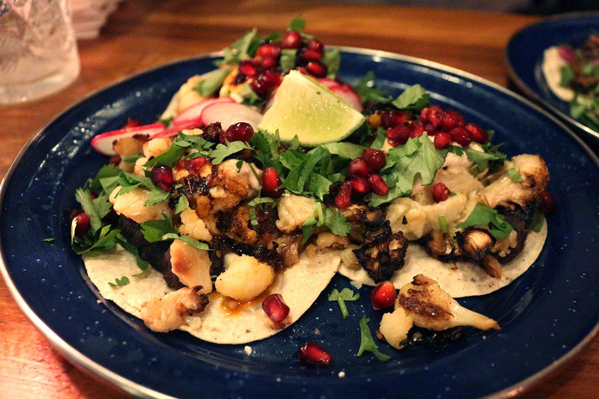 Flora Amsterdam - tasty Mexican fusion menu hidden in a sweet neighborhood park