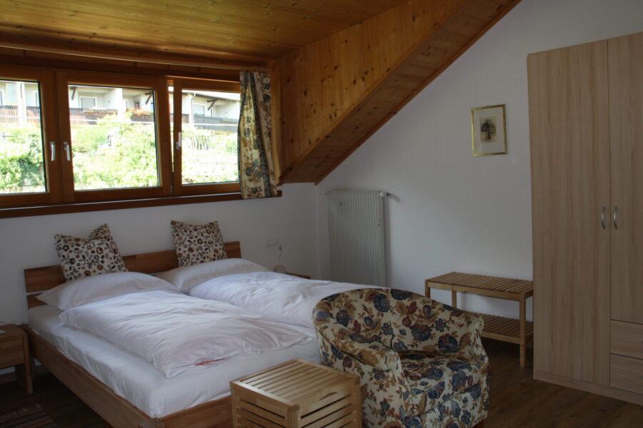 Apartment Penegal, bed