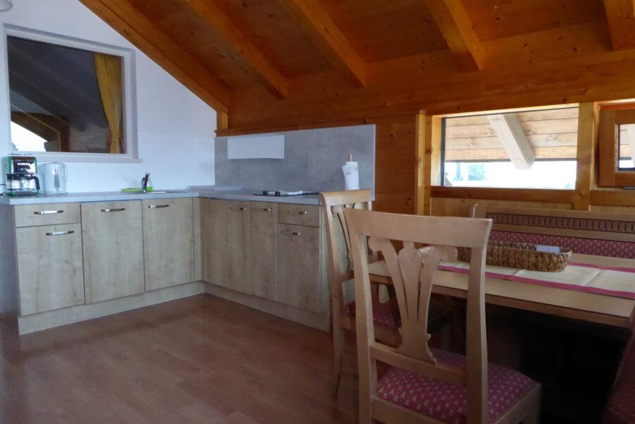 apartment Kalterer See kitchenette