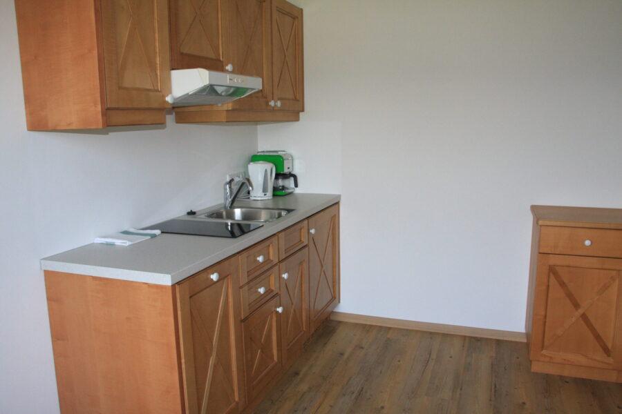 Apartment Rosengarten kitchenette