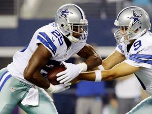 Dupla Romo - Murray foi letal no Cowboys Stadium