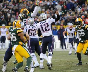 Brady bem que tentou, mas falhou no fim