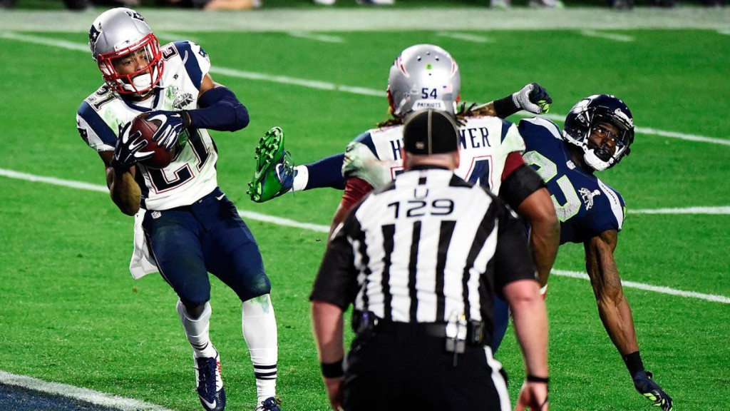 Interceptação Malcom Butler Super Bowl 49