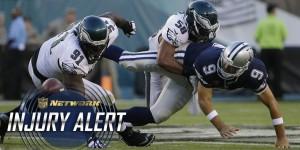 O lance da lesão de Romo