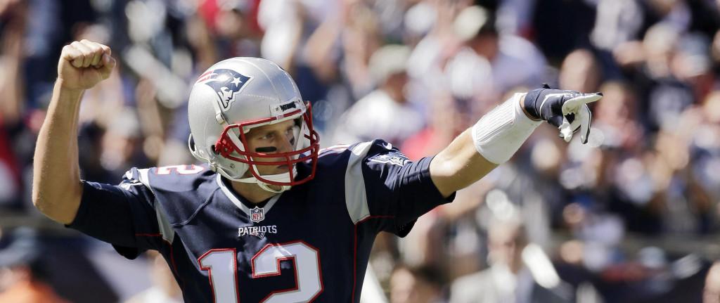 Por enquanto, Brady está fora dos quatro primeiros jogos da temporada