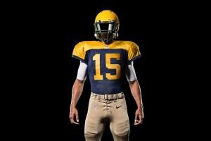 Uniforme dos Packers para encarar os Chargers