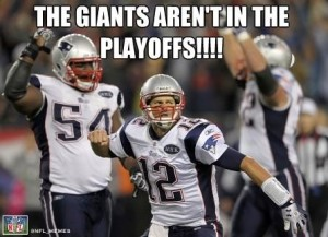Freguês dos Giants?