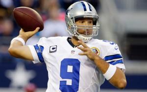 Romo volta ao time contra os Dolphins