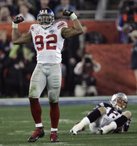Vida de Brady contra os Giants não é fácil