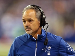 Chuck Pagano Colts