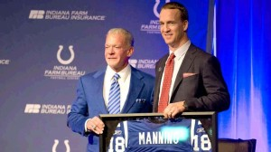 Manning será o último camisa 18 dos Colts