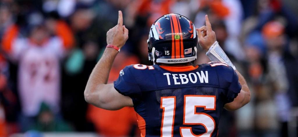 Se Tebow deu certo em Denver, porque não Kaepernick ou RGIII