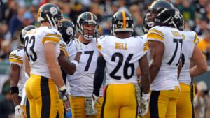 ATAQUE DOS STEELERS
