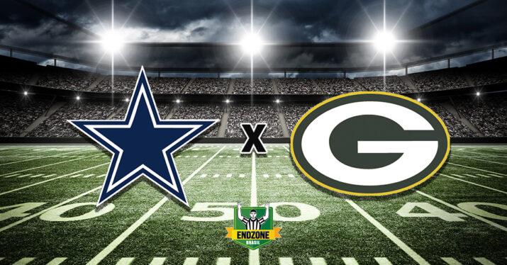 Dallas Cowboys x Green Bay Packers na semana 5 palpite